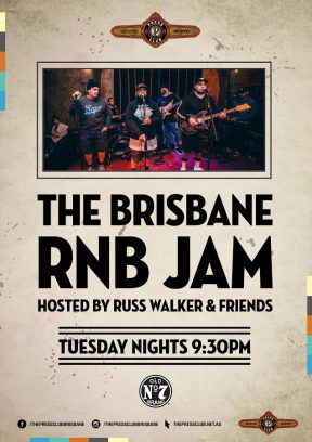 The Brisbane RNB Jam