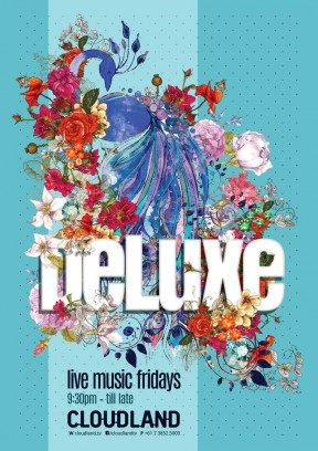 Live Music Fridays feat. Deluxe