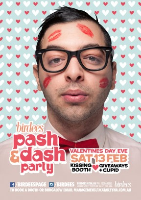 Valentine's Day Eve Pash & Dash Party