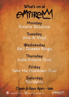 What's On at Empire
