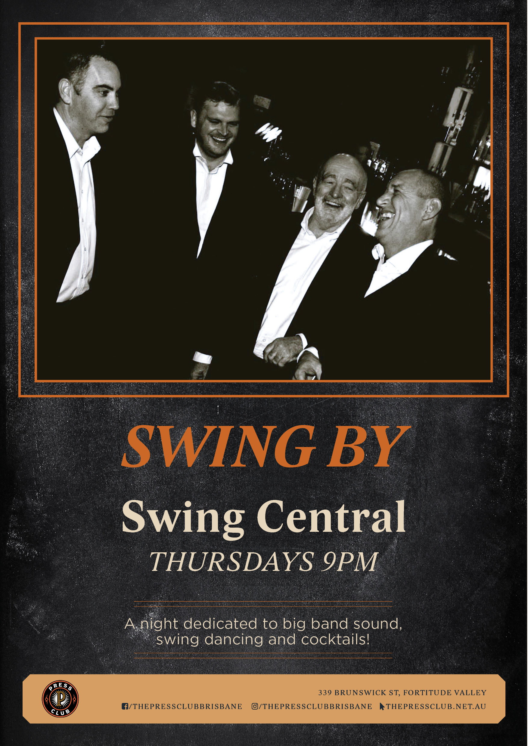 Swing By feat. Swing Central