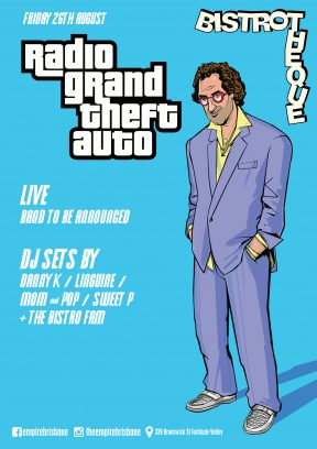 Bistrotheque – Radio Grand Theft Auto