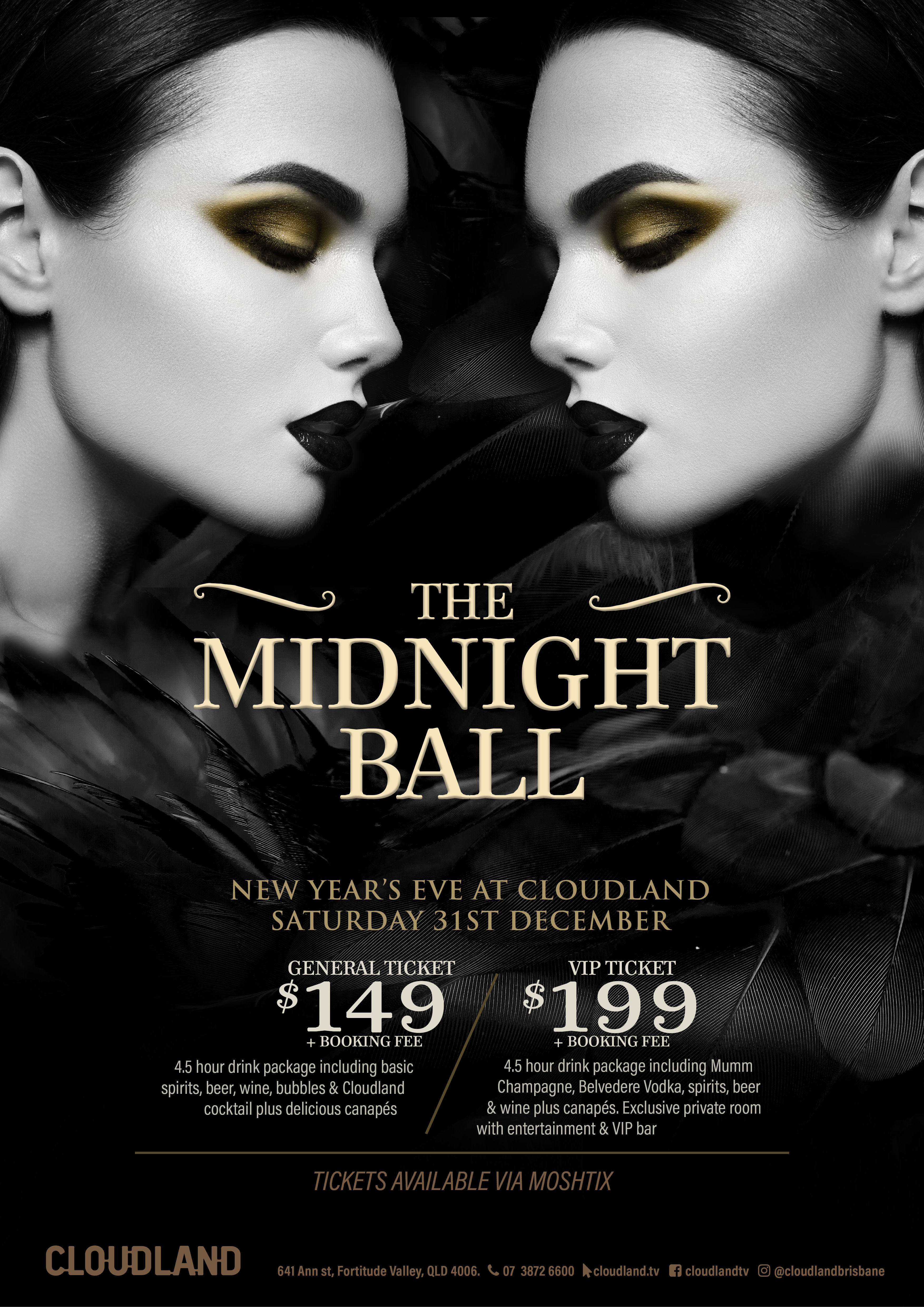 The Midnight Ball [New Year's Eve at Cloudland]