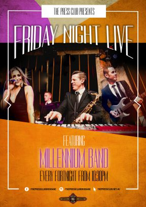 Friday Night Live feat. The Millennium Band
