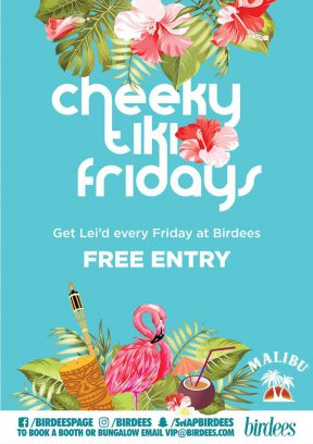 Cheeky Tiki Fridays