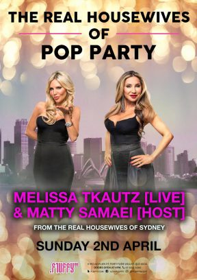 The Real Housewives Of POP Party at Fluffy
