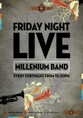 Friday Night Live ft. Millennium Band
